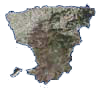 Map of Aegina