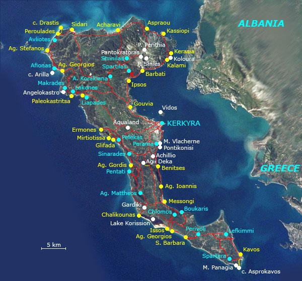 Vacanta Corfu 2013 Kerkyra